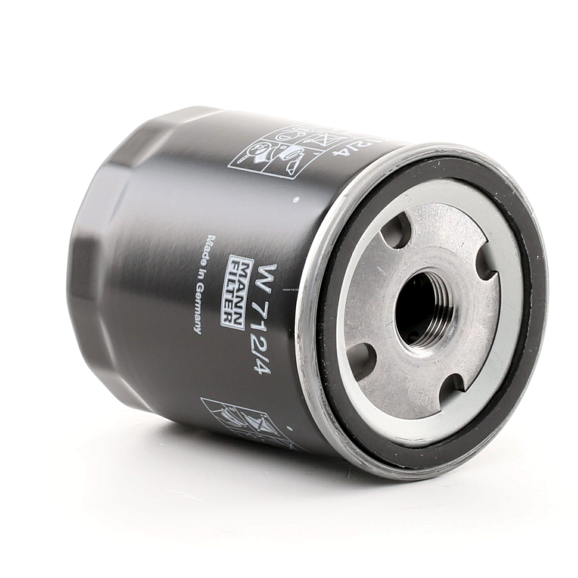 Filter MANN-FILTER W 712/4 Bewertung