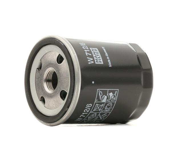 OEM Filtr oleju MANN-FILTER W7126