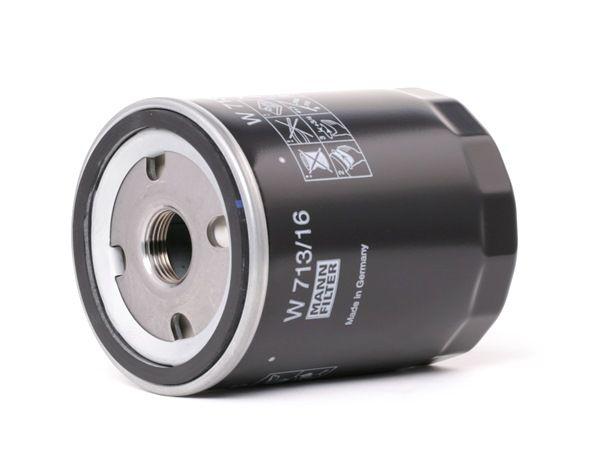 OEM Filtro olio MANN-FILTER W71316