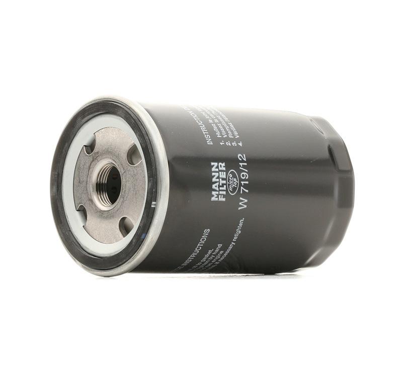 Filter MANN-FILTER W 719/12 Bewertung