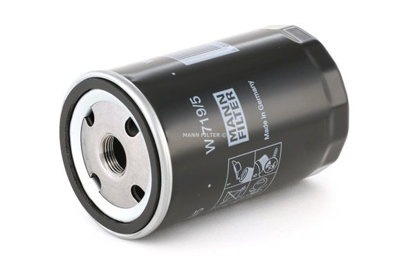 Oil Filter PORSCHE | MANN-FILTER Article №: W 719/5