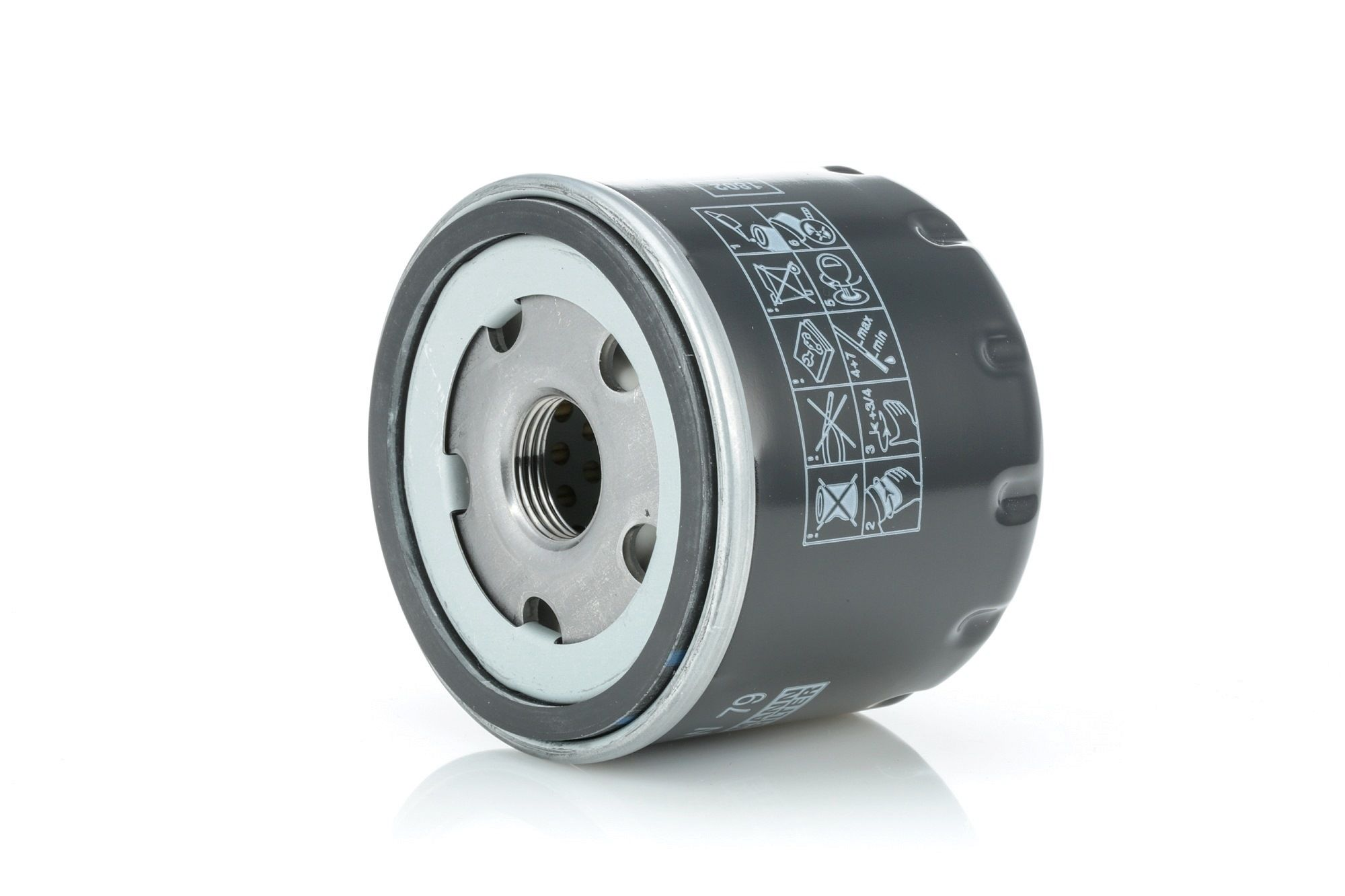 Filtro de aceite motor MANN-FILTER W 79 evaluación