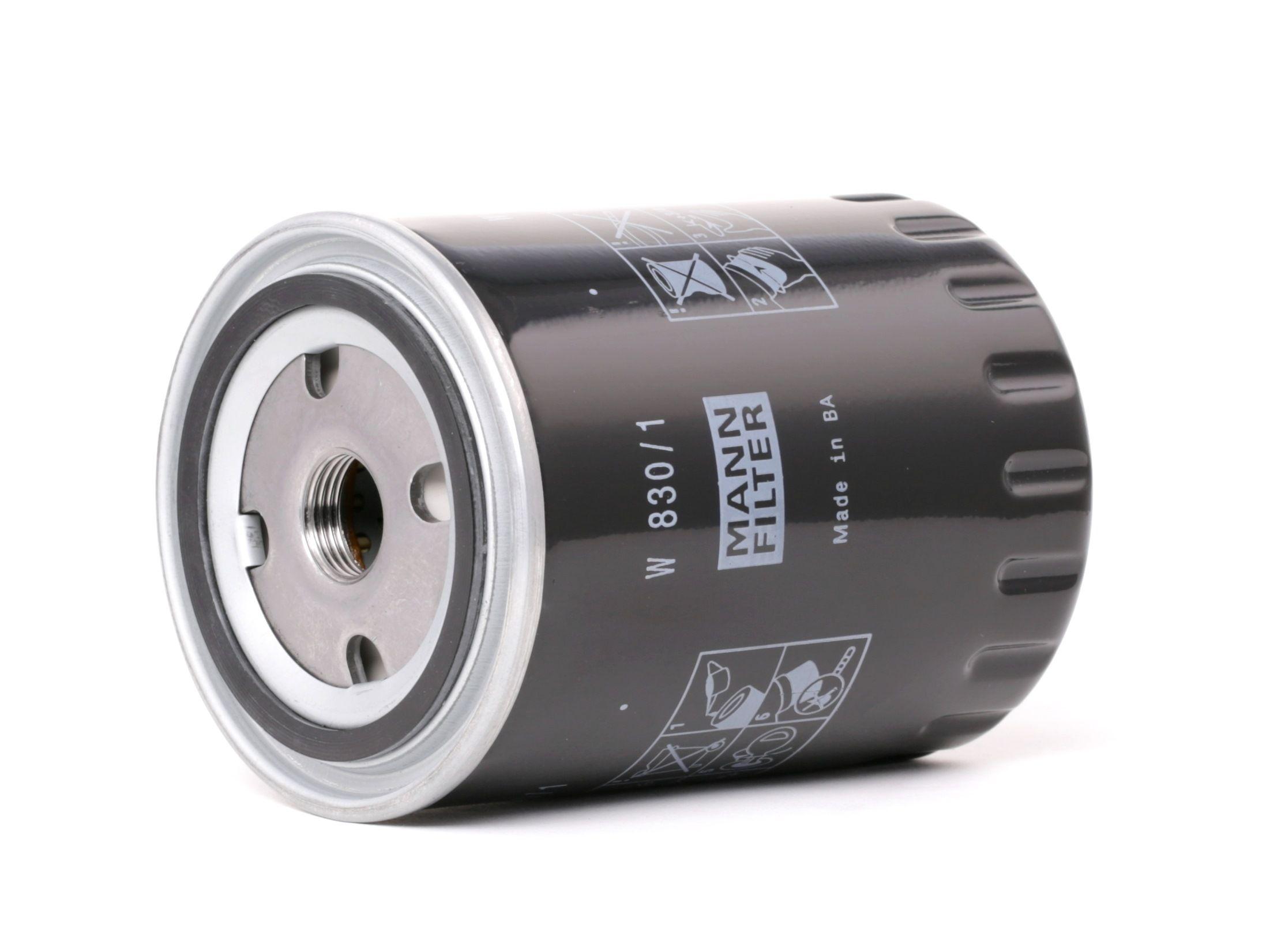Filter MANN-FILTER W 830/1 Bewertung