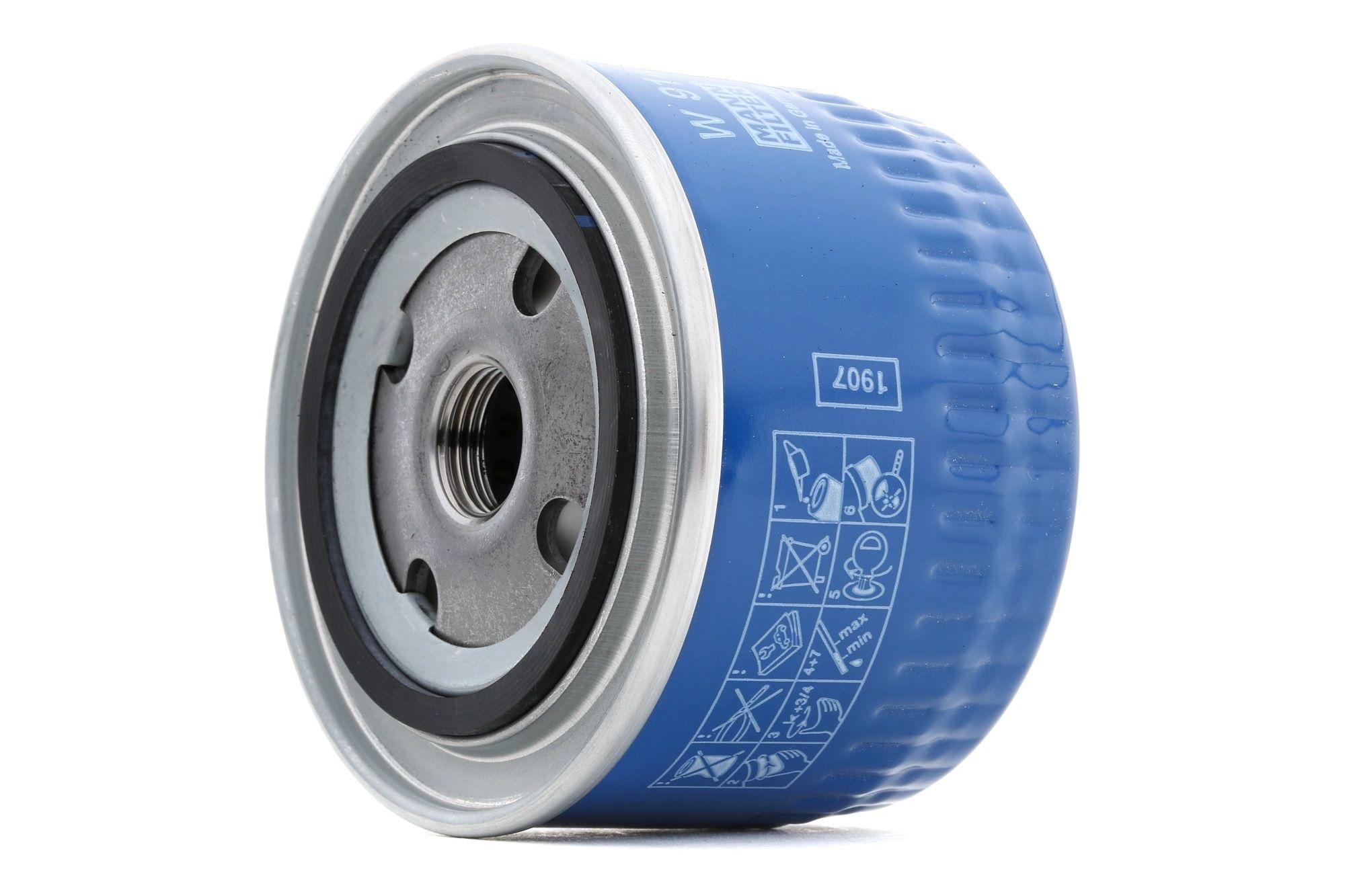 Mann-Filter filtro aceite renault w85