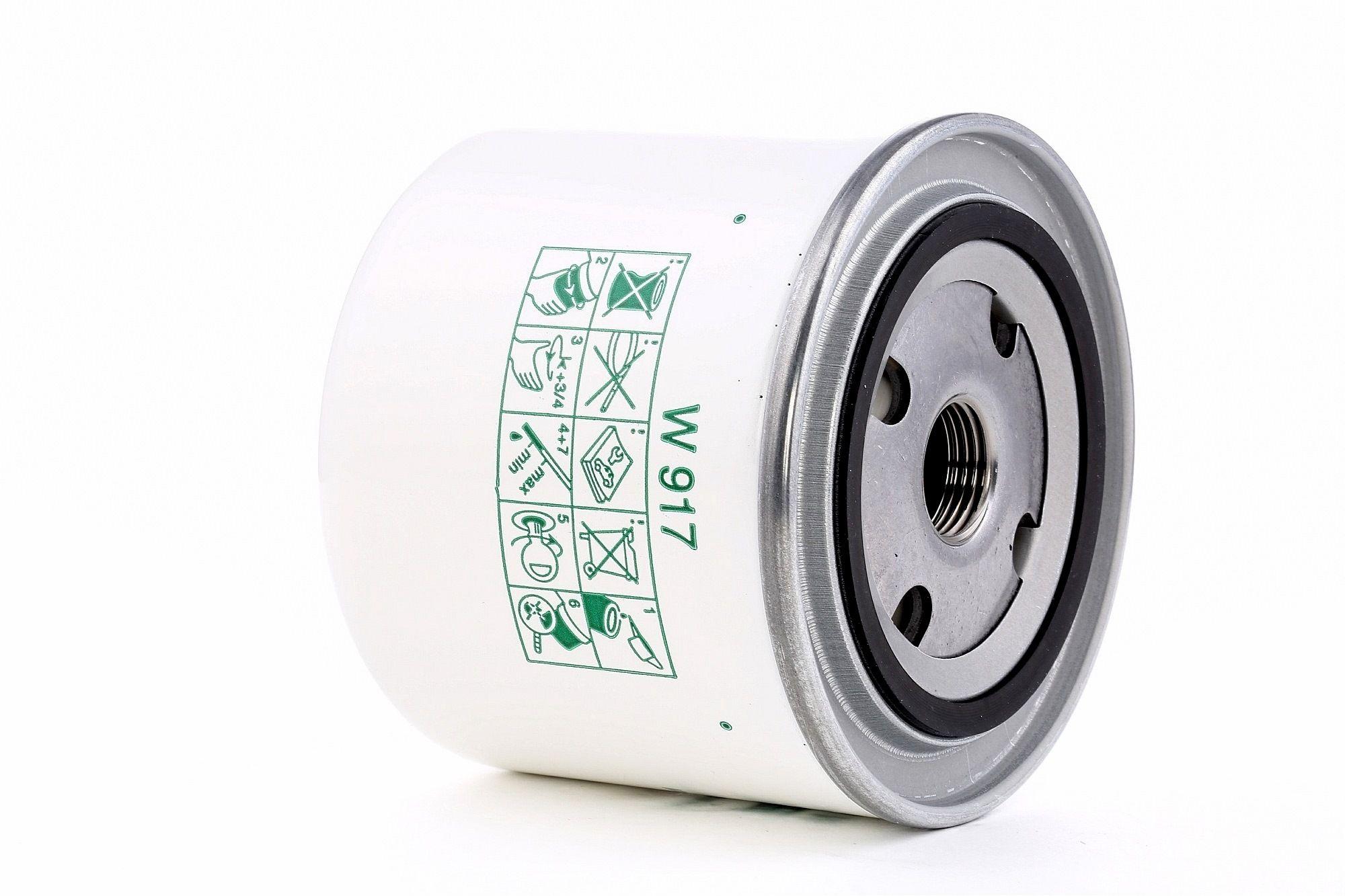 Filter MANN-FILTER W 917 Bewertung