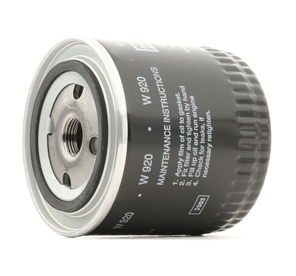 OEM Filtro de aceite MANN-FILTER W920