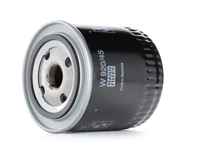 Ölfilter Ø: 93mm, Außendurchmesser 2: 71mm, Innendurchmesser 2: 62mm, Höhe: 95mm mit OEM-Nummer AJ04-14302F