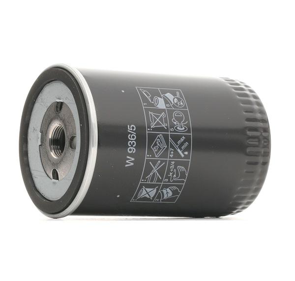 Ölfilter MANN-FILTER W9365 (963752)