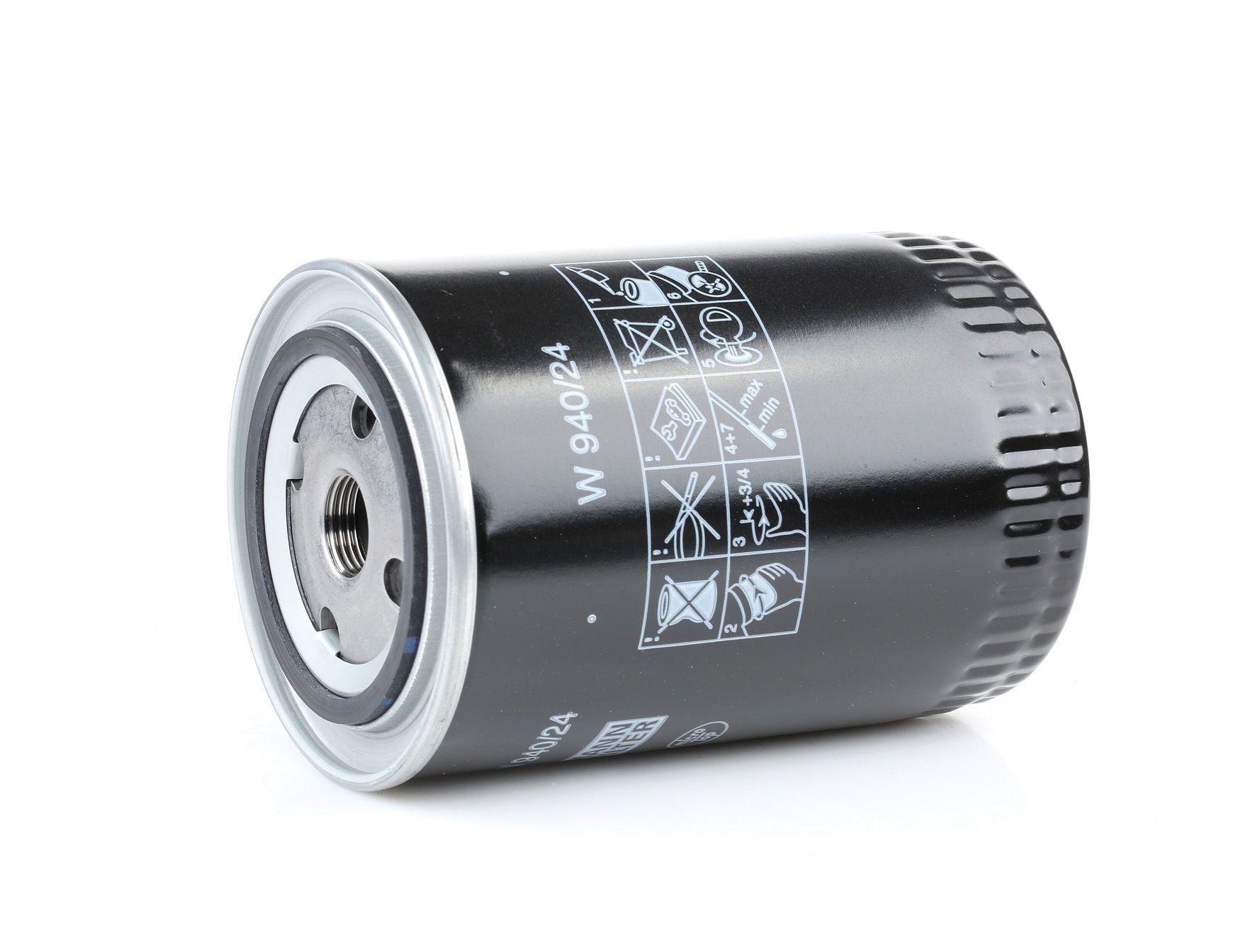 Mann Filter W940//26 Filtre /à Huile