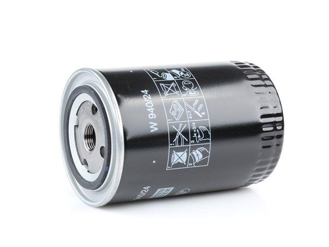 MANN-FILTER Olejový filtr ALFA ROMEO našroubovaný filtr, se zpětným ventilem