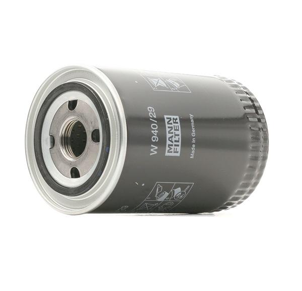 MANN-FILTER W 940/29 εκτίμηση