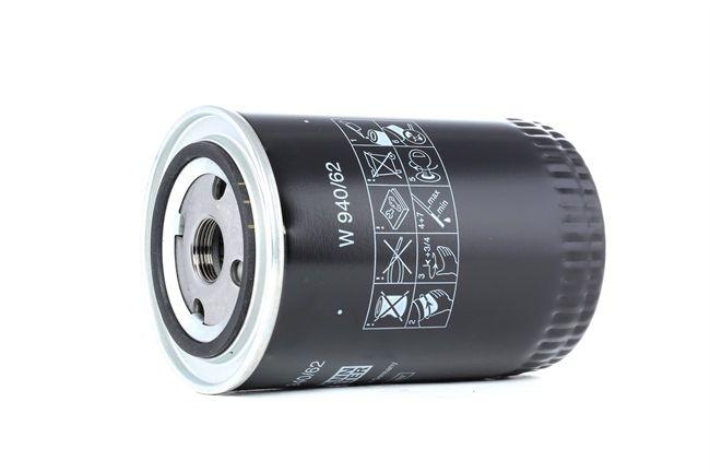 MANN-FILTER Anschraubfilter, mit einem Rücklaufsperrventil W94062