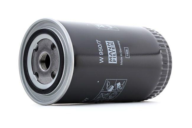 MANN-FILTER W9507 Motorölfilter