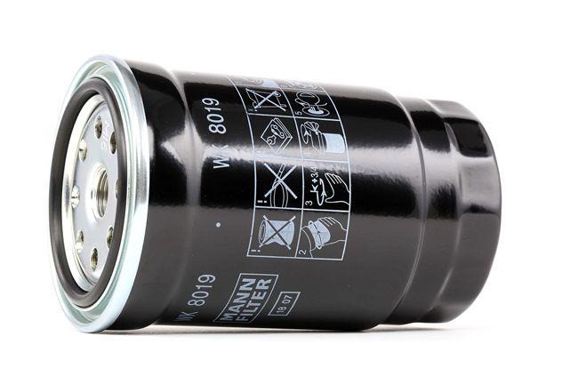 Fuel filter MANN-FILTER 964120 Screw-on Filter