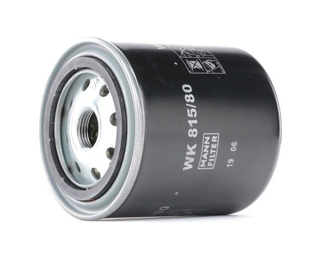 Polttoainesuodatin MANN-FILTER WK81580