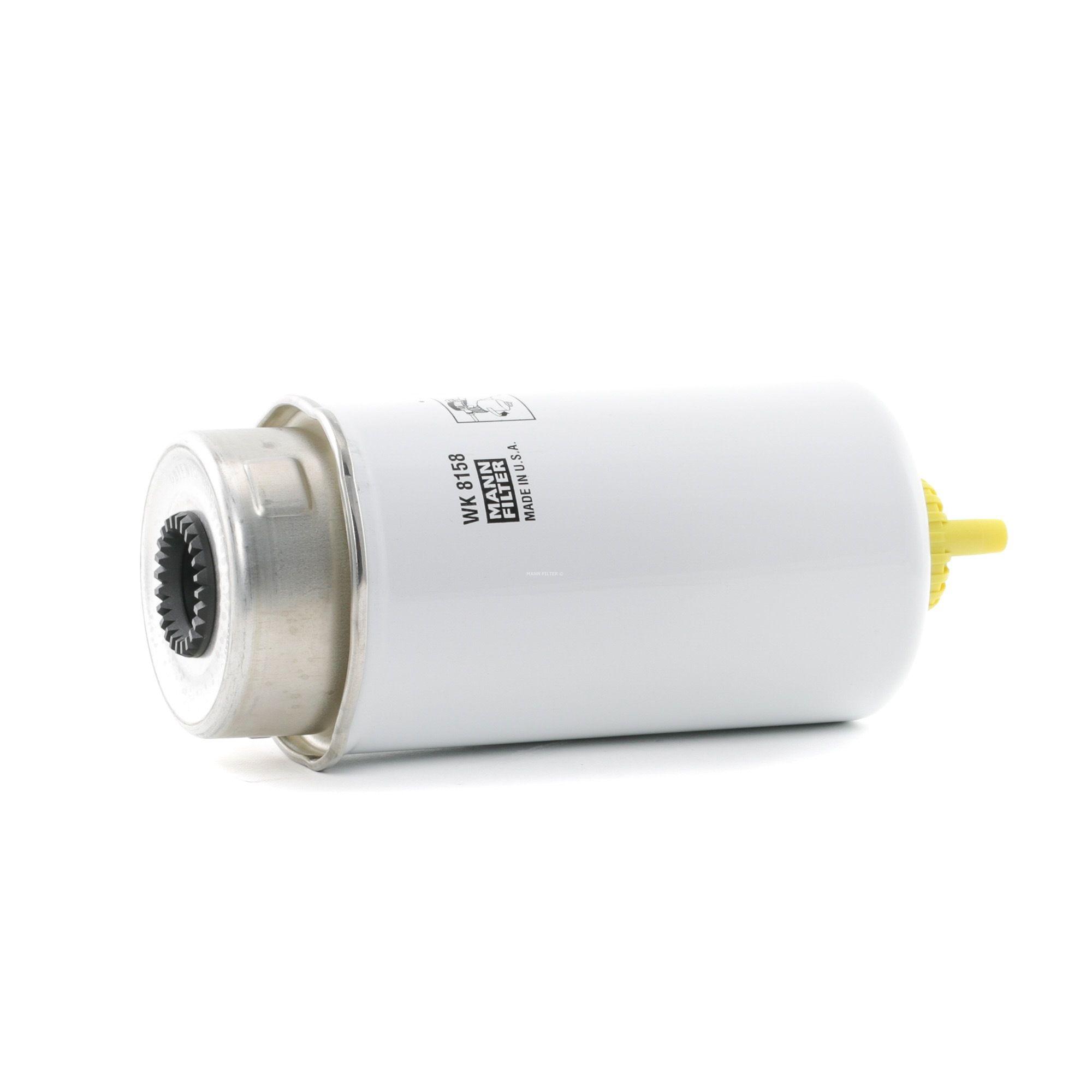 Fuel filter MANN-FILTER WK 8158 rating