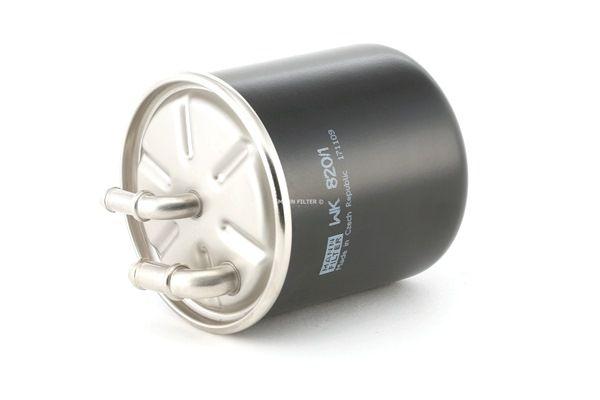 Filters A-Class (W169): WK8201 MANN-FILTER