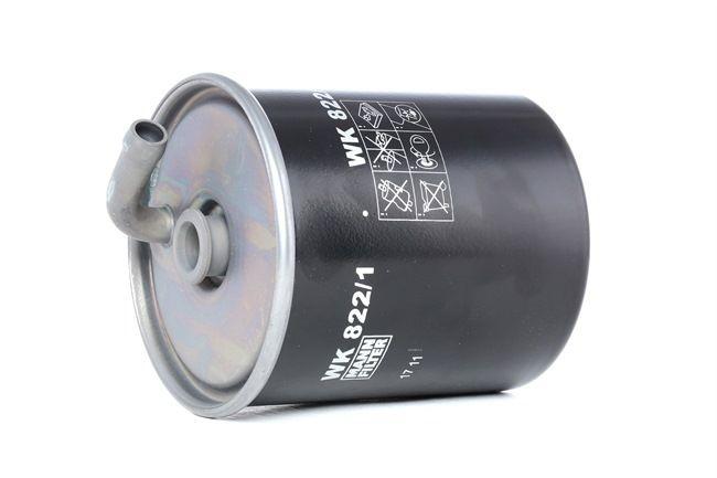 MANN-FILTER Drivstoffilter ledningsfilter