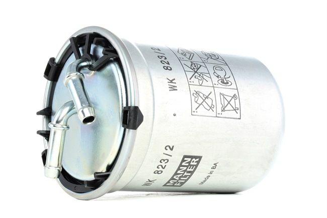Filtro carburante | MANN-FILTER N° d'articolo: WK 823/2 VW POLO 9N_