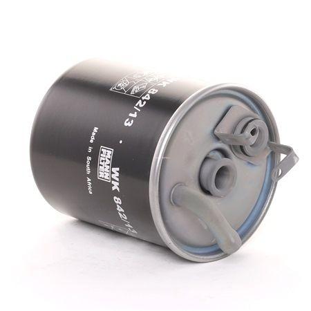 Kraftstofffilter Höhe: 105mm mit OEM-Nummer A 611 090 08 52