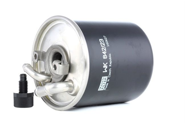 Fuel filter MANN-FILTER 964255 In-Line Filter, with gaskets/seals
