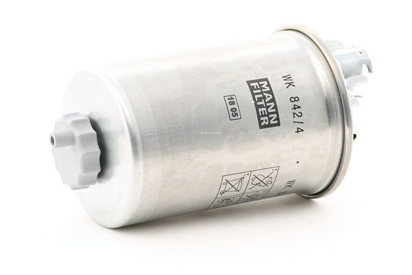 MANN-FILTER Fuel filter VW In-Line Filter