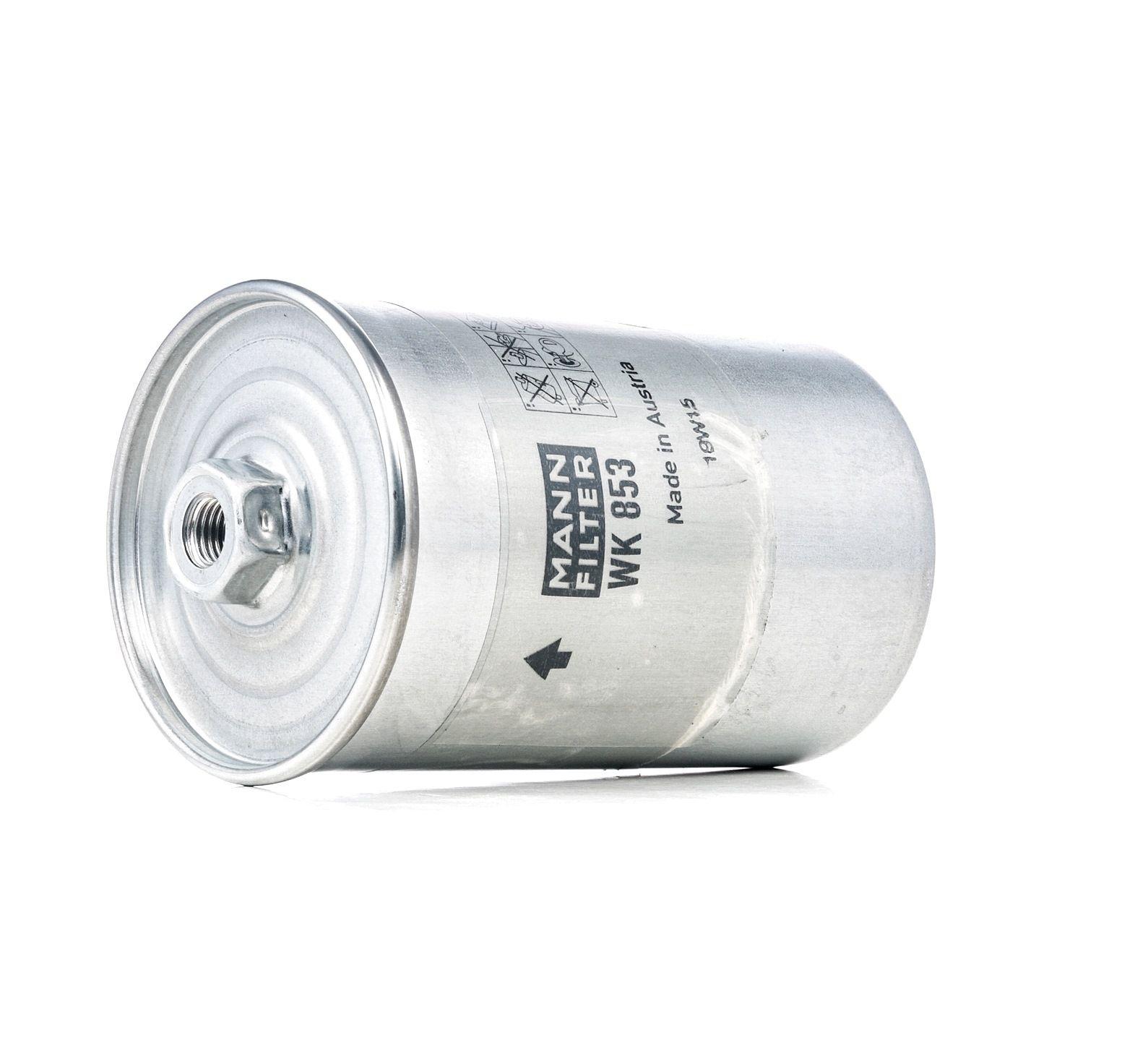 Fuel filter MANN-FILTER WK 853 rating