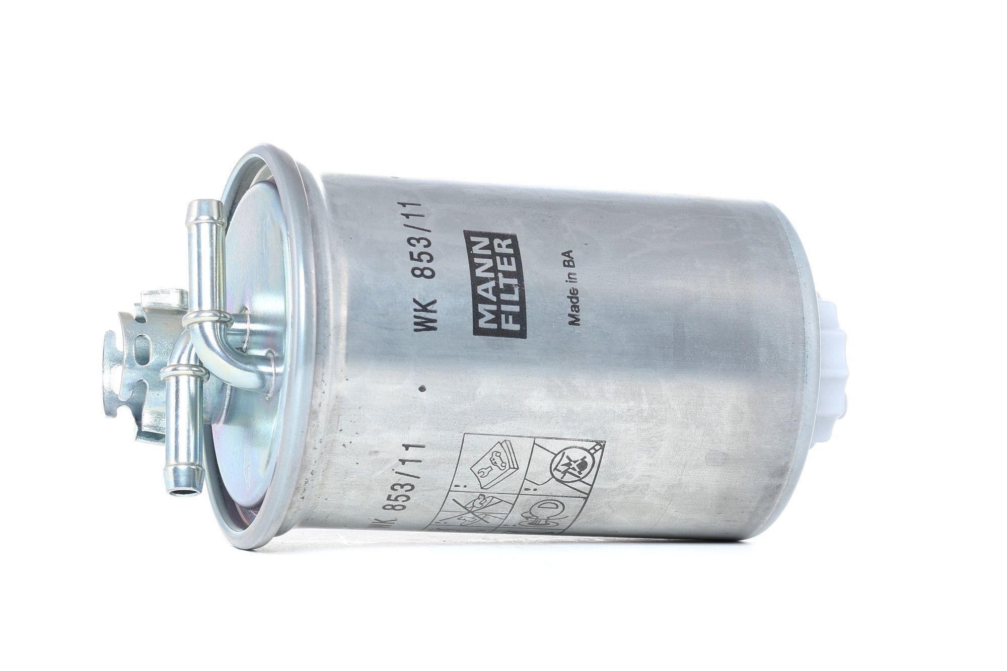Spritfilter MANN-FILTER WK 853/11 Bewertung