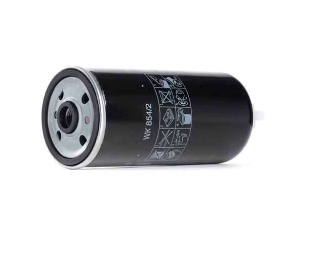 MANN-FILTER Fuel filter Screw-on Filter
