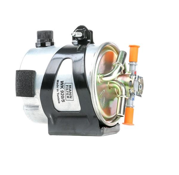 MANN-FILTER WK9205 Filtru combustibil