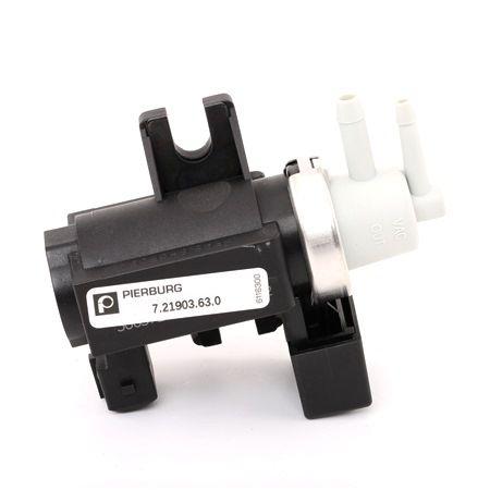 Pressure converter, turbocharger 7.21903.63.0 PIERBURG Electric-pneumatic