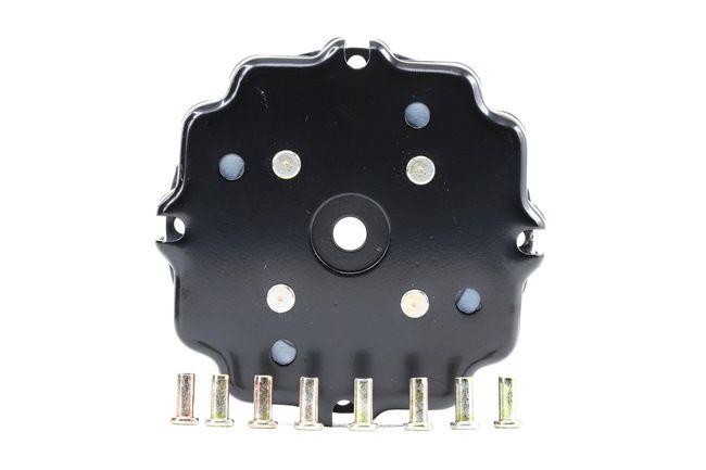 Bobina, acoplamiento magnético compresor con OEM número 4B0 260 805G