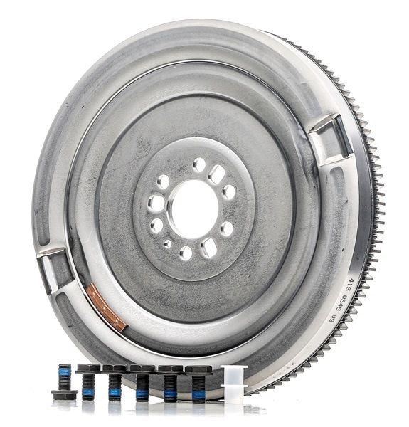 Kobling LuK Svinghjul med skruesæt, Dobbeltmassesvinghjul uden friktionsreguleringsskive, uden styreleje