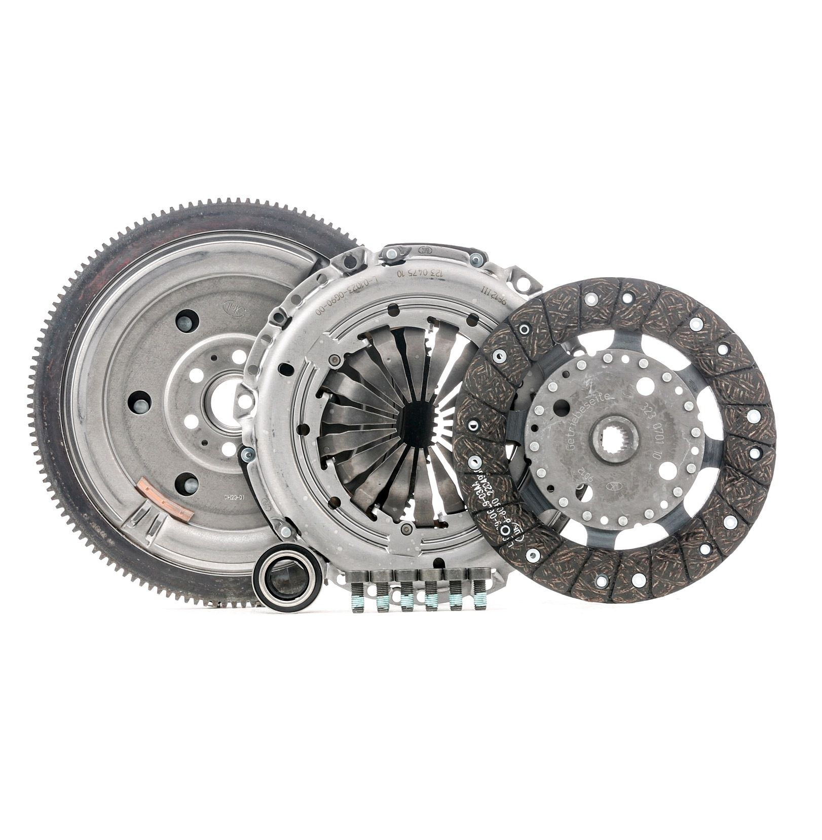 Complete clutch kit LuK 600 0084 00 rating