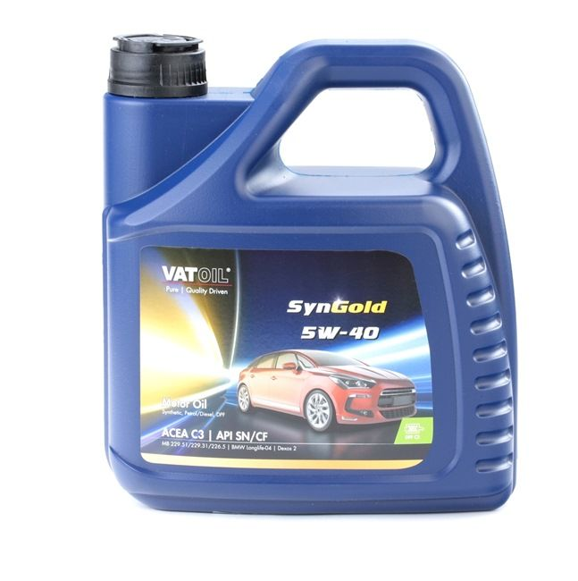 Olio auto 5W-40, Contenuto: 4l, Olio sintetico EAN: 2236198212070