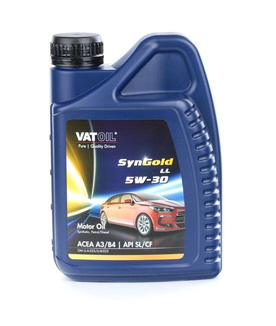 Motorenöl 5W-30, Inhalt: 1l, Synthetiköl EAN: 2236198236800