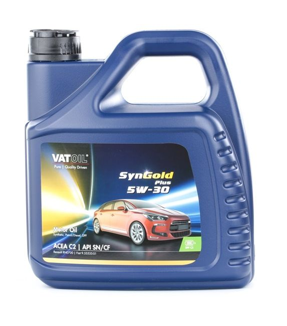 Motorenöl 5W-30, Inhalt: 4l, Synthetiköl EAN: 2236198238810