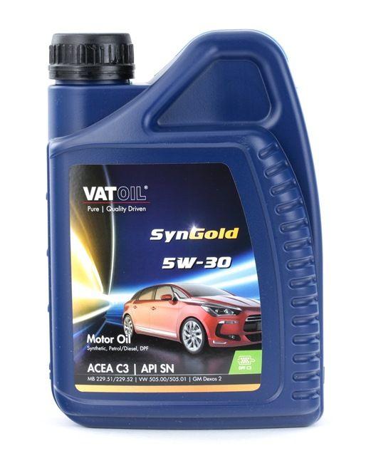 Motorenöl 5W-30, Inhalt: 1l, Synthetiköl EAN: 2236198243840