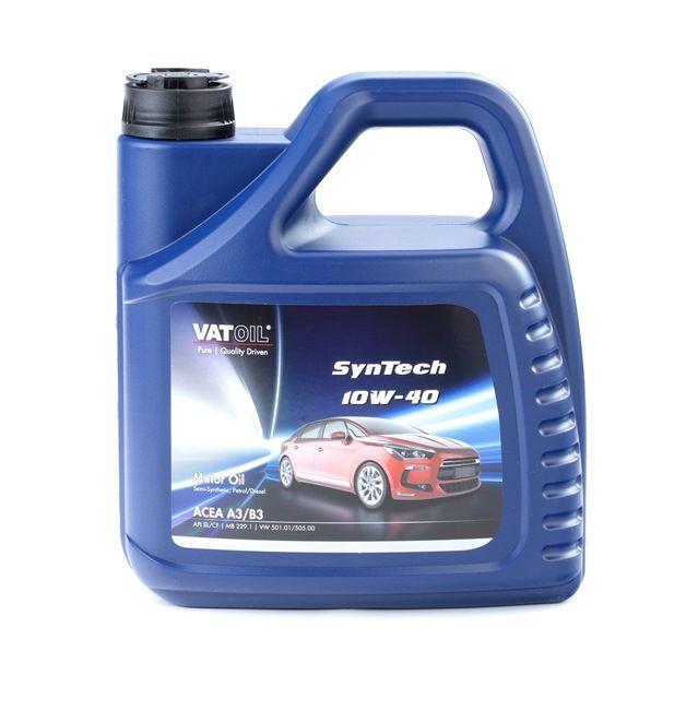 Motoröl Nissan Primera P12 Limousine 10W-40, Inhalt: 4l, Teilsynthetiköl