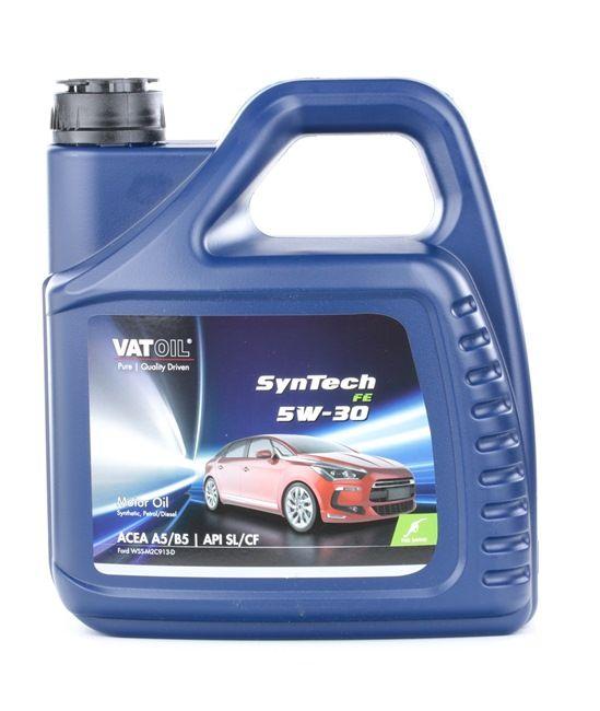 Motorenöl 5W-30, Inhalt: 4l, Synthetiköl EAN: 2236198252550