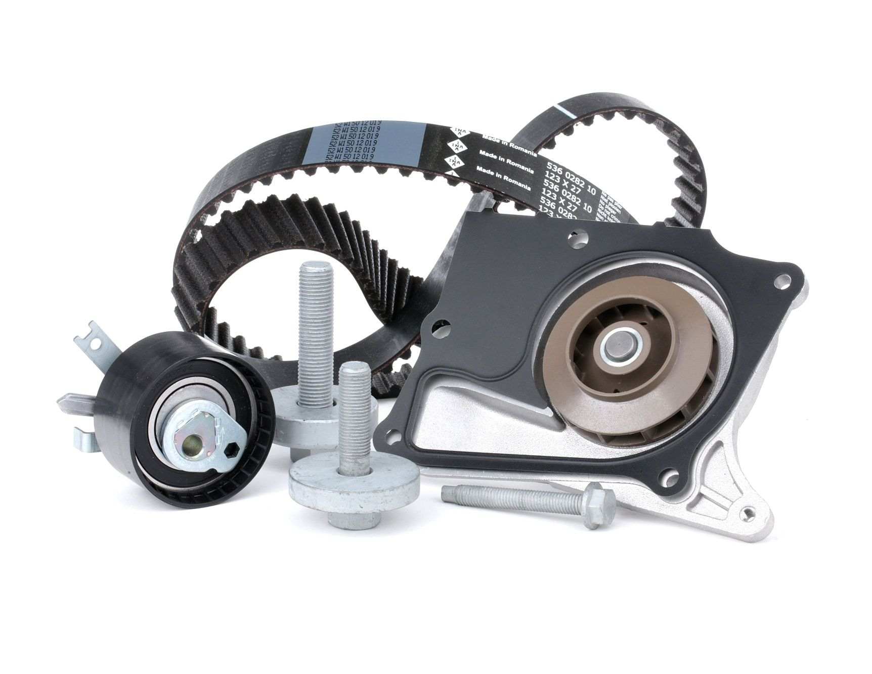 Water Pump + Timing Belt Kit INA 530 0197 32 rating