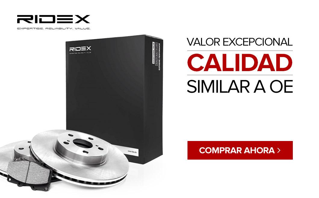 Ridex - valor excepcional calidad igual a OE