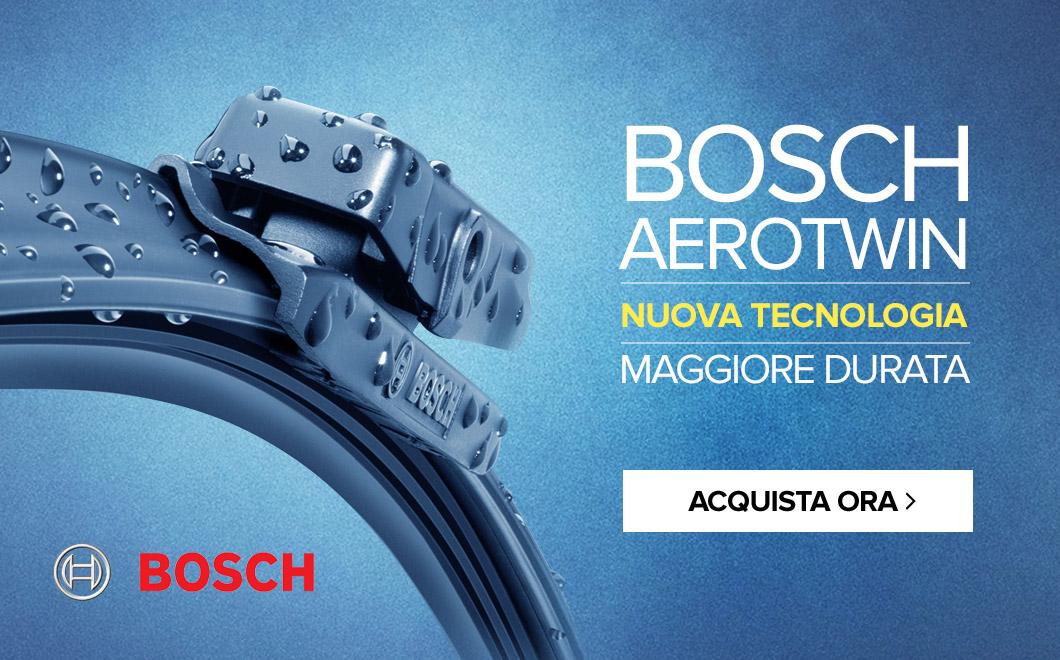 BOSCH AEROTWIN - nuova tecnologia - maggiore durata
