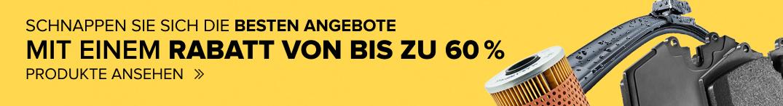 SCHNAPPEN SIE SICH DIE BESTEN ANGEBOTE MIT EINEM RABATT VON BIS ZU 60 %