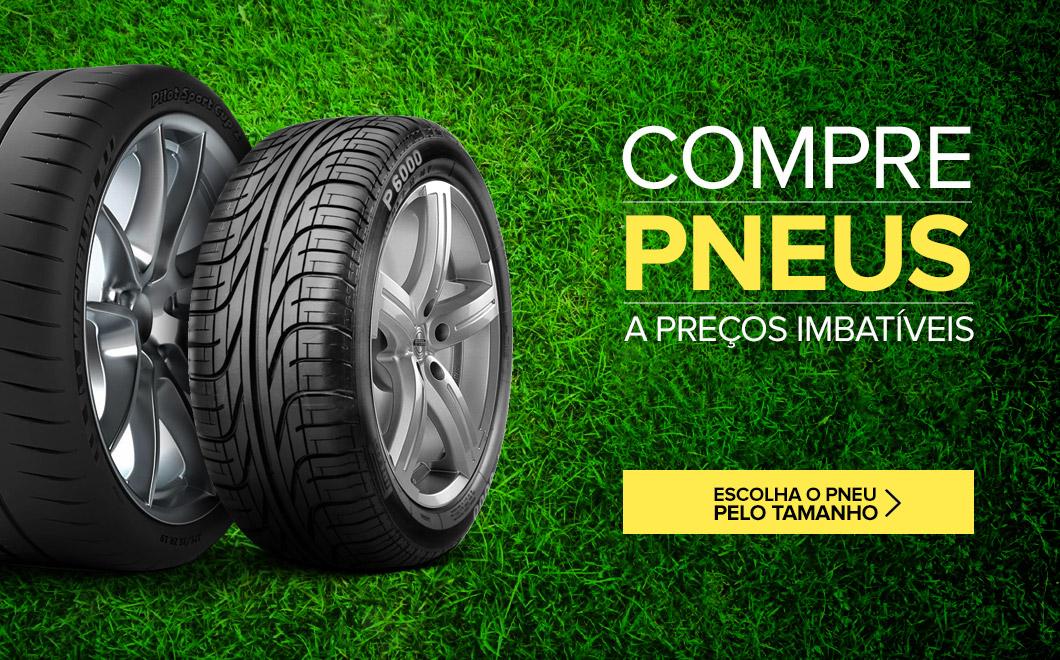 Compre pneus a preços favorável
