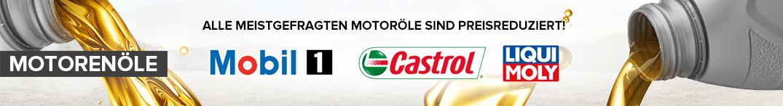 Motorenöle: Lassen Sie Ihren Motor reibungslos arbeiten