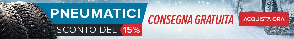 Pneumatici - SCONTO DEL 15%