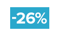 62811 FORCE 26% descuento