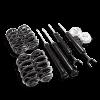 Set suspensie, arcuri elicoidale / amortizoare