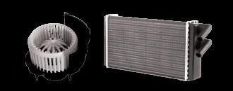 Incalzire pentru Scirocco III (137, 138) 2.0 TSI Începând cu anul 2008